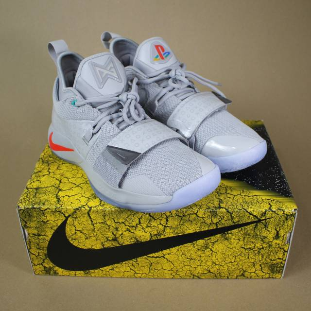 sale retailer 62d67 2987a Playstation X Nike Pg 2.5 Wolf Grey