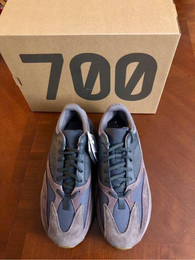 """07403c2c1ce0c Adidas Yeezy Boost 700 """"Wave Runner"""" BRAND NEW Size 10"""