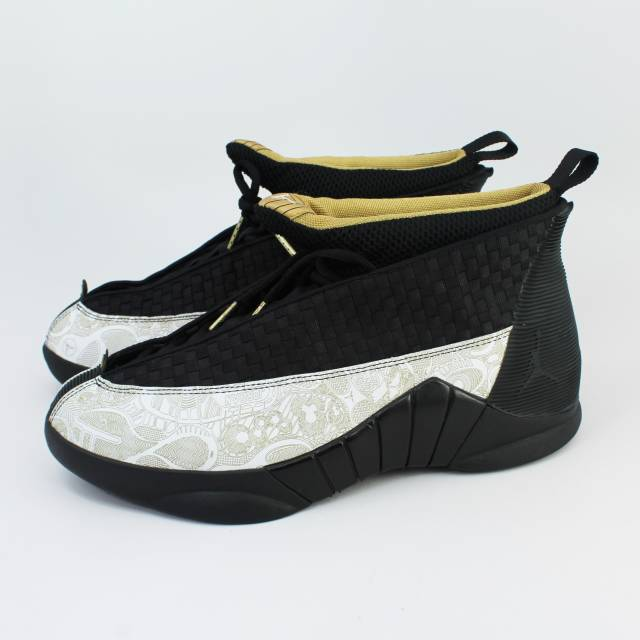 super cheap ever popular official supplier Nike Air Jordan 15 Retro Laser