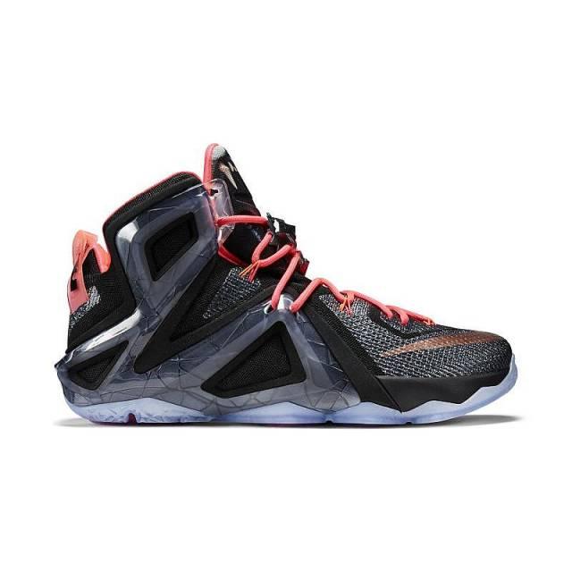 Nike LeBron 12 Elite  Rose Gold   d8b8258f2374