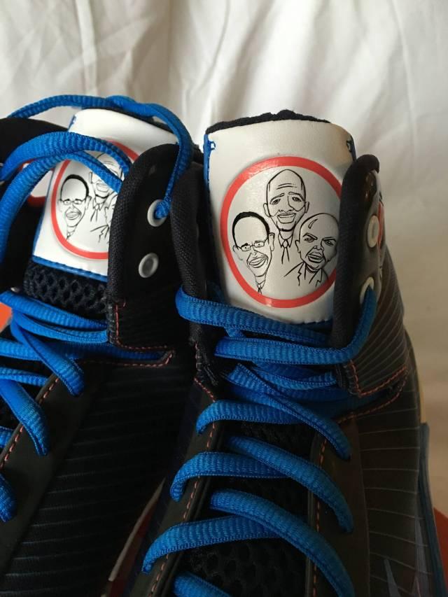 8c968d70785a Grail  Nike Hyperdunk Supreme  TNT  Edition signed