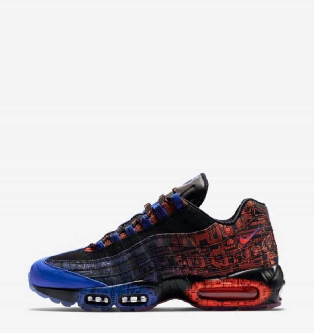 sale retailer ccba6 8e565 Nike Air Max 95 Doernbecher Freestyle 2015 2019 15th Anniversary (men s)  Size 6-15