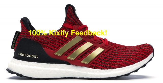 lannister adidas ultra boost