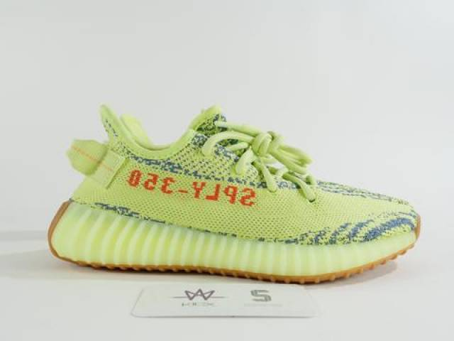 new style 21500 4289a Adidas Yeezy Boost 350 V2 Semi Frozen Yellow