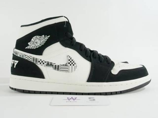 sale retailer 86dbe 03203 Air Jordan 1 Mid Equality