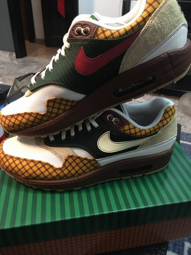 the latest 48708 42cb6 Nike Air Max 1 Susan Missing Link