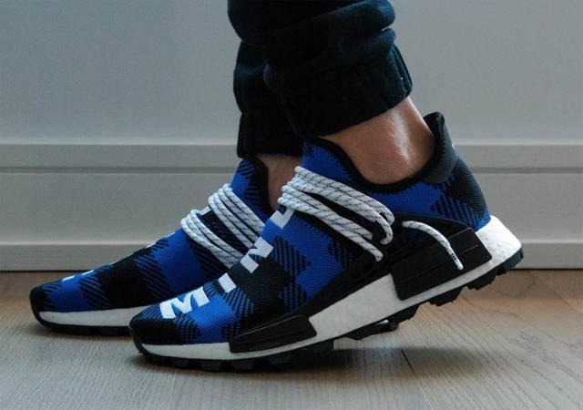 separation shoes e1cb0 53ac0 Bbc X Adidas Nmd Hu Digijack Blue