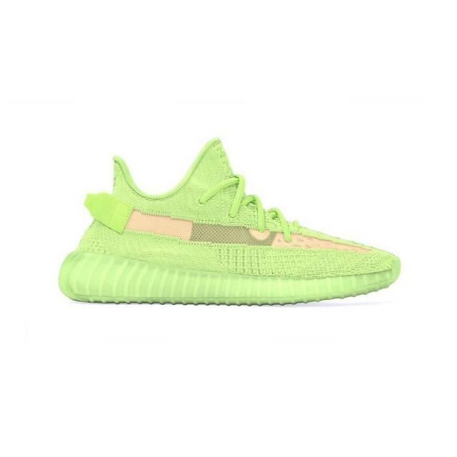 61% Off Adidas Yeezy 350 Boost V2 Glow In The Dark July