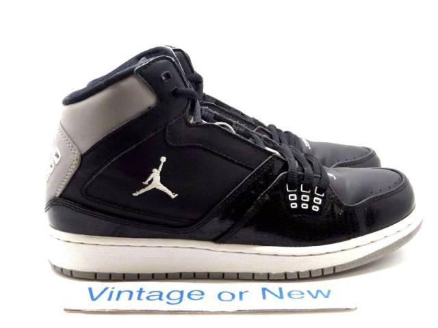 Nike Air Jordan Flight 1 Black Grey
