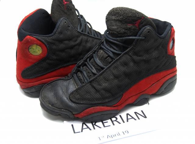 Og Size Jordan 1998 9 Used 13 Air Bred xCoBed