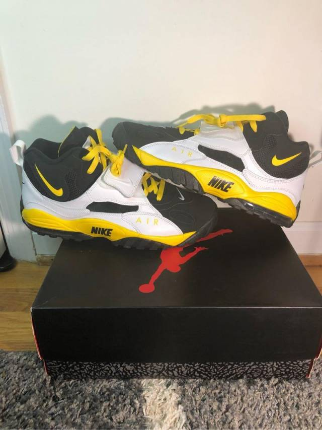 finest selection 020d9 f82d4 Nike Air Max Speed Turf 49ers 2018