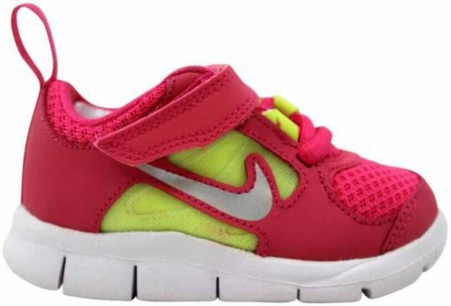 uk availability b58be 4e639 Nike Free Run 3 Spark/reflect Silver-white-volt 512101-...
