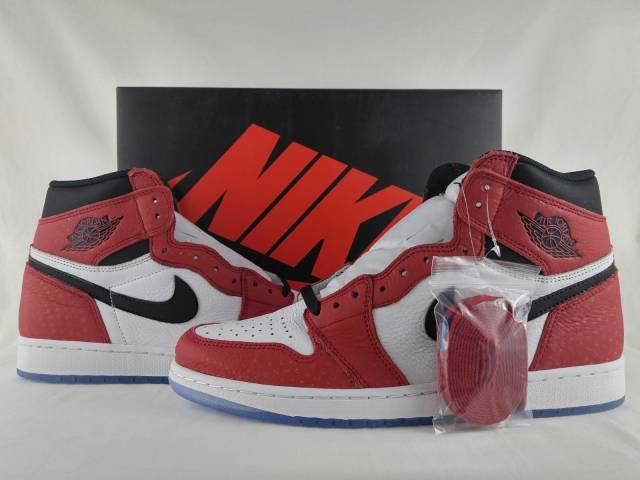 best sneakers 65eb1 a27c7 Air Jordan 1 Retro High Og Origin Story