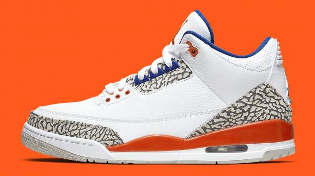 Nike Air Jordan 3 Retro Knicks 136064