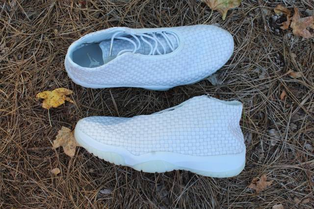 nike air jordan future pure platinum