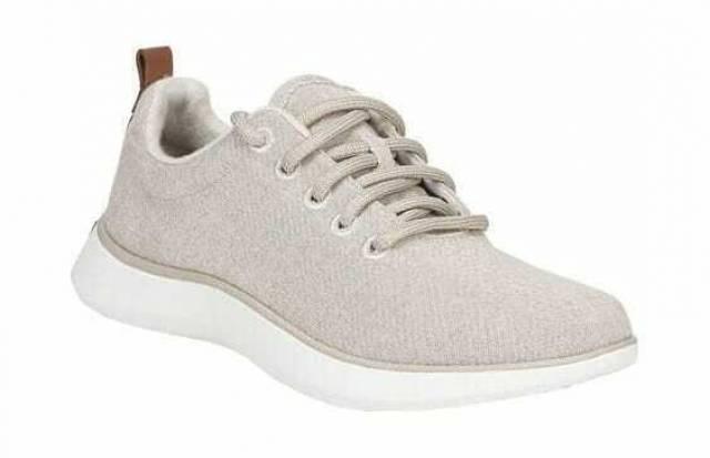 Freestep Sneaker Oyster Wool