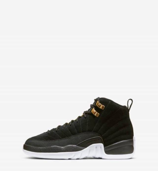 air jordan gold and black