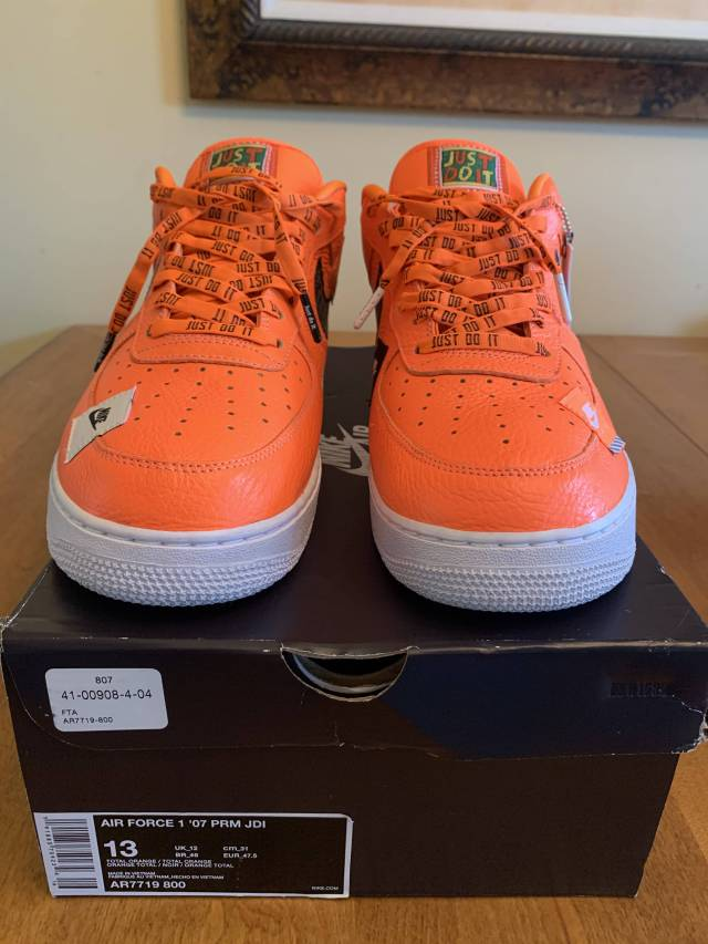 Nike Air Force 1 Low Premium Just Do It
