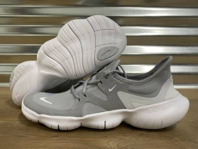 Nike Free RN 5.0 Running Shoes Wolf
