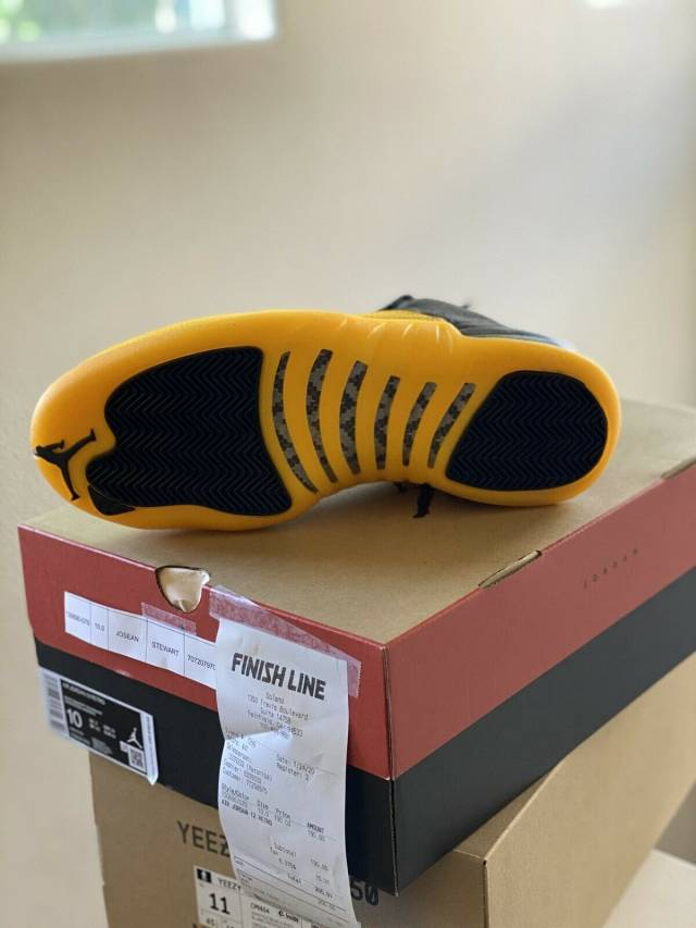Air Jordan 12 University Gold Kixify Marketplace