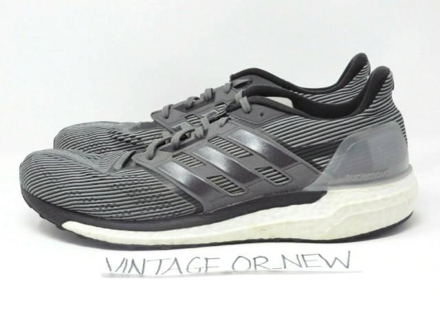 celebrar Onza Cumplimiento a  Men's Adidas Supernova Grey Two Metallic Running Shoes BB3477 sz 13 |  Europabio Marketplace
