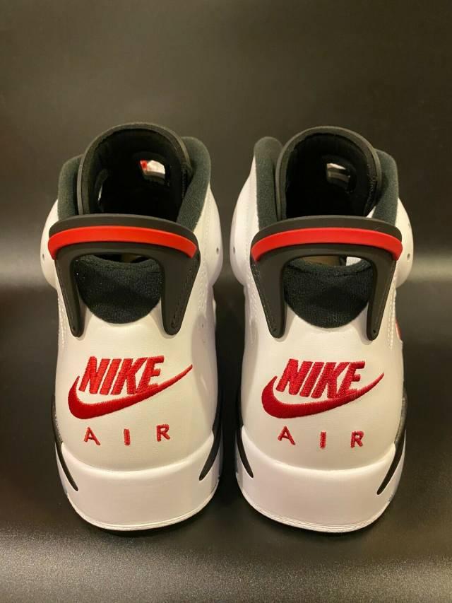 Air Jordan 6 Retro GS 'Carmine' 2021