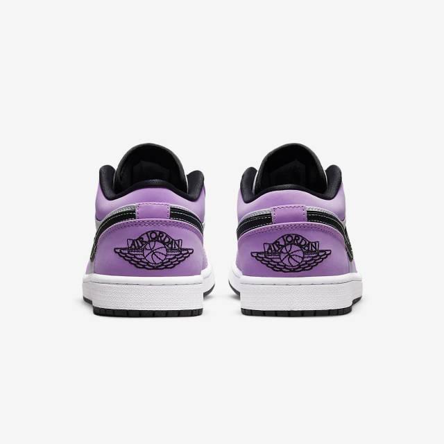 Air Jordan 1 Low SE 'Light Purple'