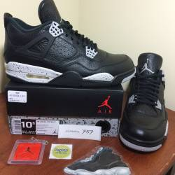 2015 air jordan 4 retro ls siz...