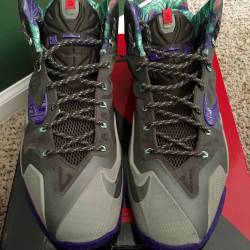 Lebron 11 terracotta warrior