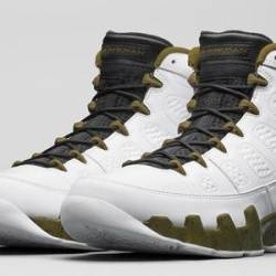 Nike air jordan retro 9 militi...