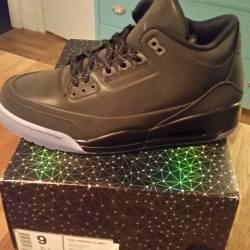 Jordan 3 5lab3 size 9 ds