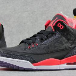 Bn air jordan 3 retro black br...