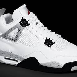 """Jordan retro 4 """"cement"""" gs"""