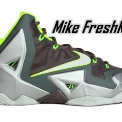 lowest price 2896f dbda6 Nike LeBron 11 Dunkman