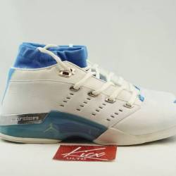 Air jordan xvii low carolina s...