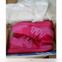 Adidas Tubular Eqt Pink