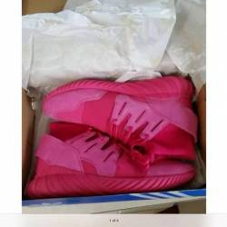 735661990e7 Shop  Adidas Tubular Doom EQT Pink