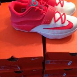 Nike kd 7 crimson limited edit...