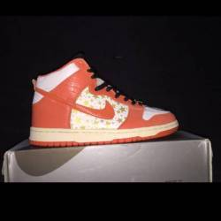 Dunk high pro sb supreme orange