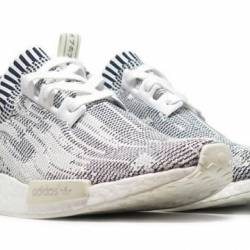 Adidas X Bape NMD R1 Camo BA7326 with Real Material from