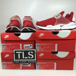 Nike sock dart gym red 819686-601