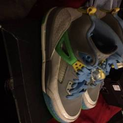 6.5 gs spizikes