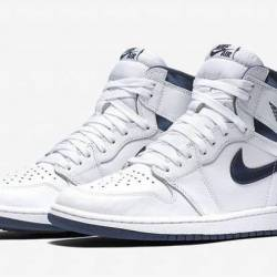 Air jordan 1 retro high og whi...