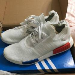Adidas white nmd og