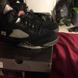 Air jordan 5 retro metallic (2...