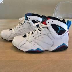Nike air jordan vii 7 retro wh...