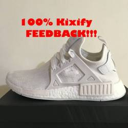 Adidas nmd xr1 pk triple white...