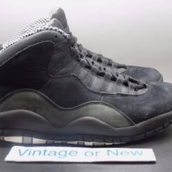 Air jordan x 10 stealth retro ...