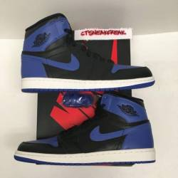 Nike air jordan retro 1 royal ...