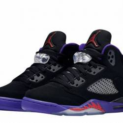 Air jordan 5 retro (gg) raptor...